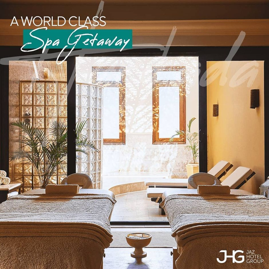 Want to treat yourself over a weekend? live an experience of total relaxation at our one and only mividaspa at Jaz makadi start and spa.  #howyoujaz #jazmakadistarandspa #vacation #madinatmakadi